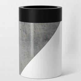 Concrete Vs White Can Cooler