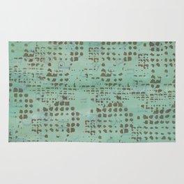Moss Print Rug