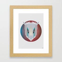 The Rhino Framed Art Print