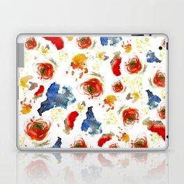 Poppy Paint Laptop & iPad Skin