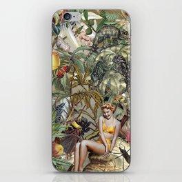 BOMBUS TERRESTRIS iPhone Skin