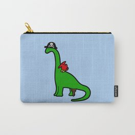 Pirate Dinosaur - Brachiosaurus Carry-All Pouch