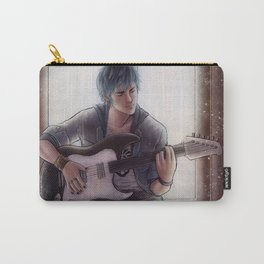 Luka - Blue Carry-All Pouch