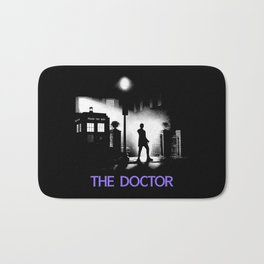 The 12th Doctor meets a new enemy Bath Mat