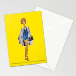 Fashion Drawing Series 3, Pinales Illustrated Stationery Cards