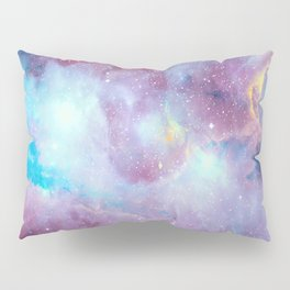 Quartz Galaxy Pillow Sham
