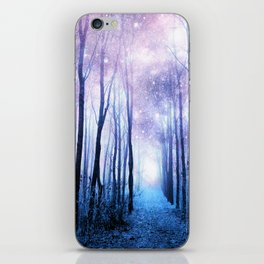 Fantasy Forest Path iPhone Skin