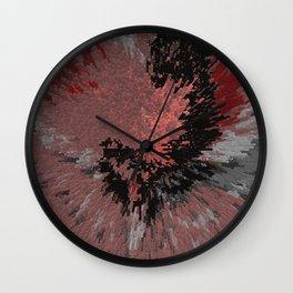 shatteredheart Wall Clock