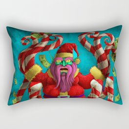 The True Spirit of Christmas Rectangular Pillow