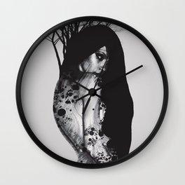 Shadowplay Wall Clock