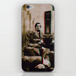 The Decomposed Composer Chopin -2 iPhone Skin