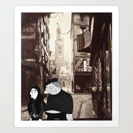 Revolution 8 Art Print