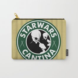 Logotype Star Wars Cantina Carry-All Pouch