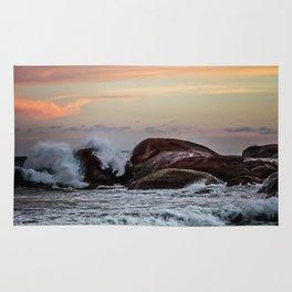 Sri Lankan Sunset Rug