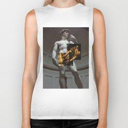 Feminist Art Biker Tank