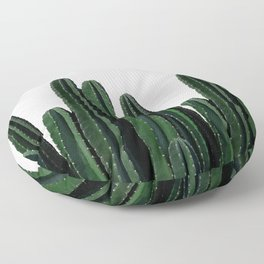 Cactus I Floor Pillow
