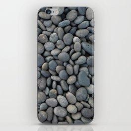 STONES - TEXTURE - COBBLE - WALKWAY iPhone Skin