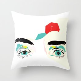 Orphan Meta Throw Pillow