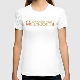 MISSISSIPPI - House Divided T-shirt