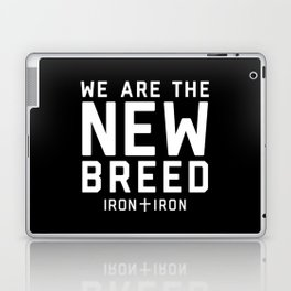 We Are The New Breed Laptop & iPad Skin