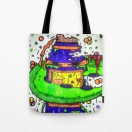 Monster Craving for Art Tote Bag
