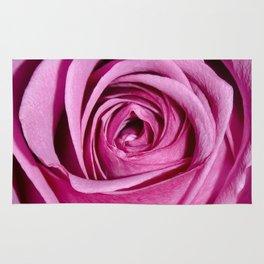 Lovely Pink Rose Rug