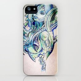 attachment iPhone Case