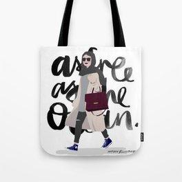 free as the ocean Tote Bag