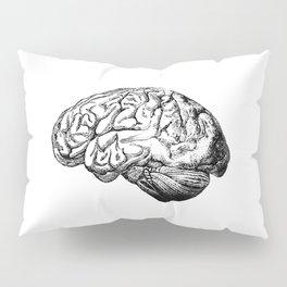 Brain Anatomy Pillow Sham