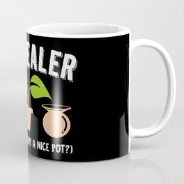 Pot Dealer | Wordplay Pottery Coffee Mug