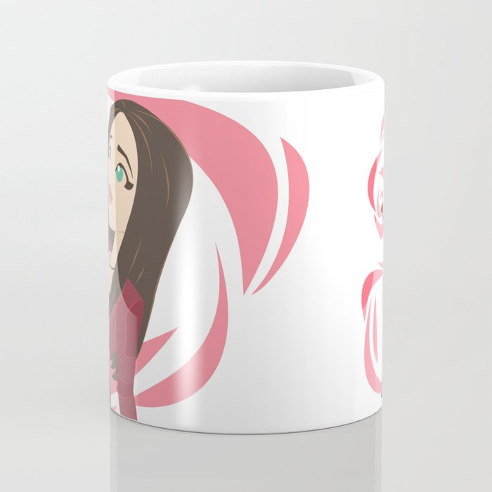 She Chose a Side Coffee Mug