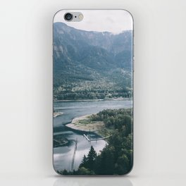 Columbia River Gorge IV iPhone Skin