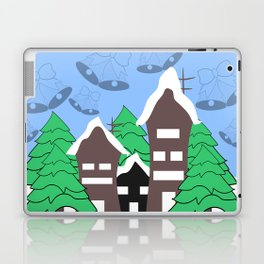 Christmas fantasy Laptop & iPad Skin