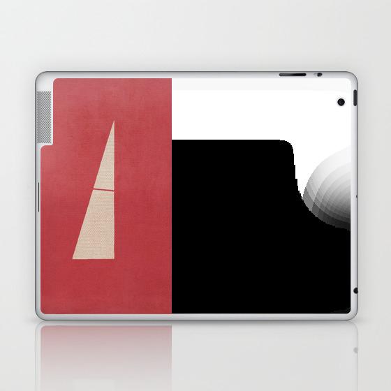 Nuda Ciliegia Laptop & Ipad Skin by Fernandovieira LSK8642596