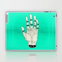 THE HAND OF DESTINY / LA MANO DEL DESTINO Laptop & iPad Skin