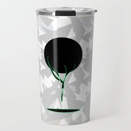 Black Poison Travel Mug
