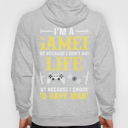 Cool T-Shirt. Costume For Game Lover. Hoody