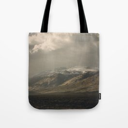 Out the Car Window Tote Bag