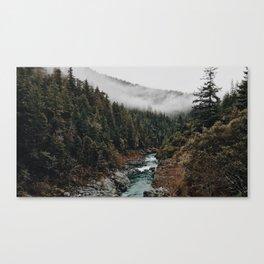Landscape #photography Canvas Print