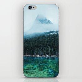 Grassi Lakes III iPhone Skin