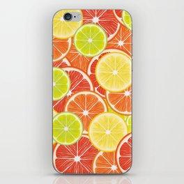 Citruses iPhone Skin