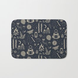 Into the Woods: Stargazing Bath Mat