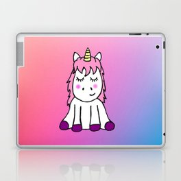 Happy Unicorn Laptop & iPad Skin