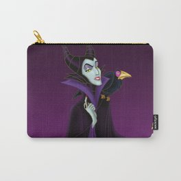 Maleficent Carry-All Pouch