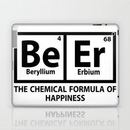 beryllium - I love beer Laptop & iPad Skin