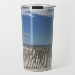 Long Island Beach Travel Mug