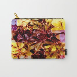 Foliage Patchwork #11 Carry-All Pouch