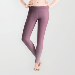 Smoky pink ombre . Leggings