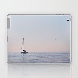 Boat on Sea of Marmara Laptop & iPad Skin