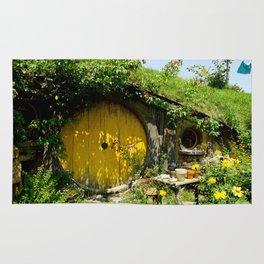 Hobbit Town Rug